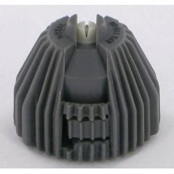 Tryska KWIX AFX 110-06 šedá ,50946