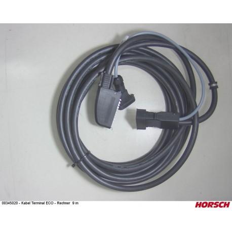 kabel 9m k řídící jednotce 00345020