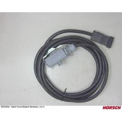 kabel 4,5 m 00345034